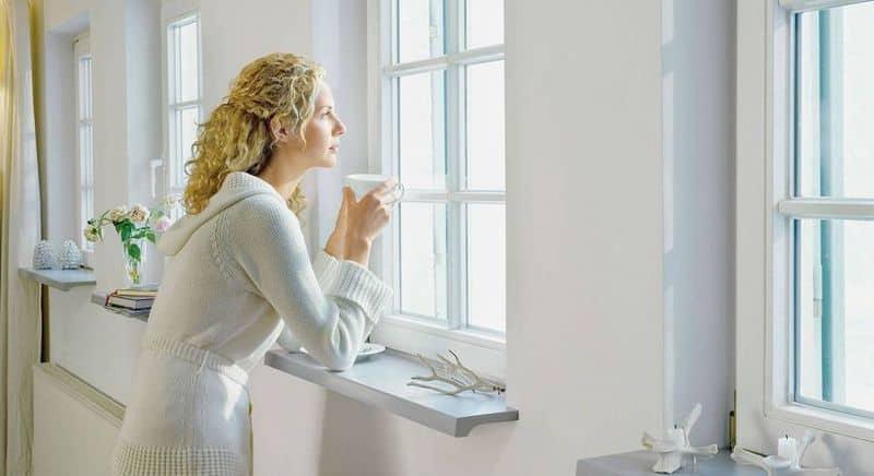 Средство для чистки пластиковых окон -