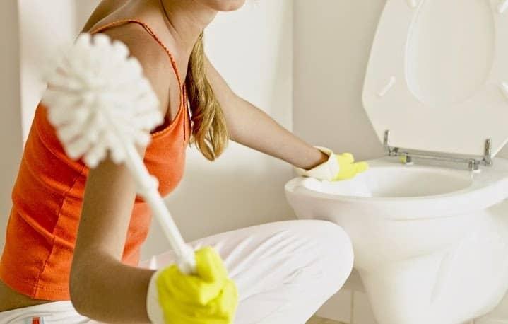Картинки по запросу Как быстро и дешево очистить унитаз