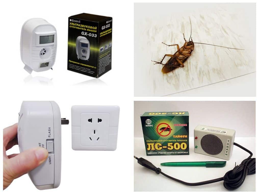электронная отпугиватель тараканов
