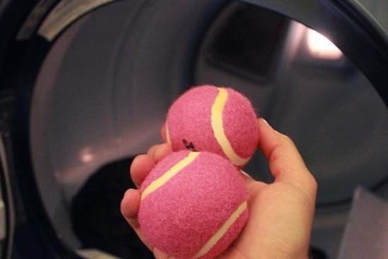 Мячики для стирки пуховиков