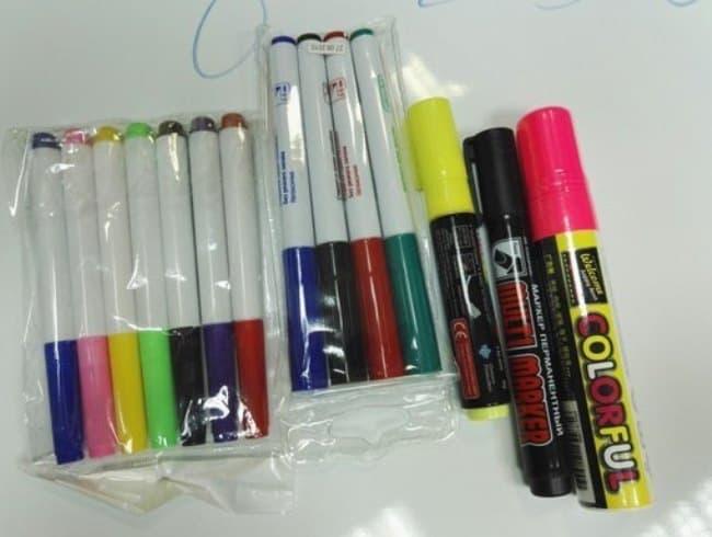 Разнообразие маркеров