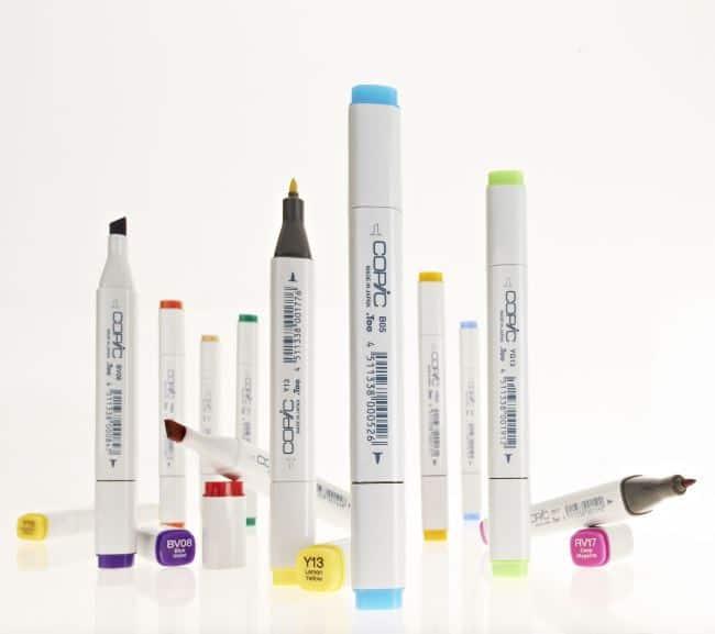 Разнообразные маркеры требуют разного подхода к очистке