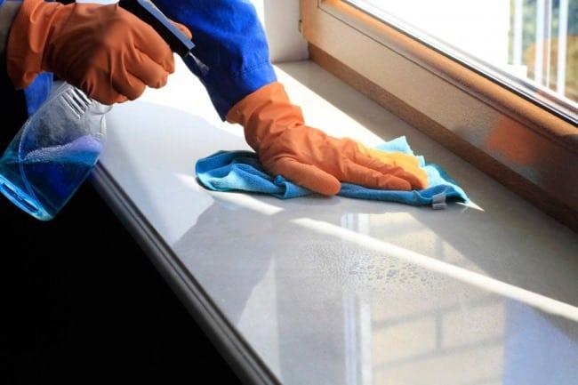 Химические способы очистки пластика