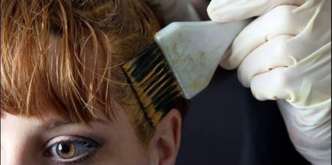 Окрашивание волос хной требует соблюдения ряда правил