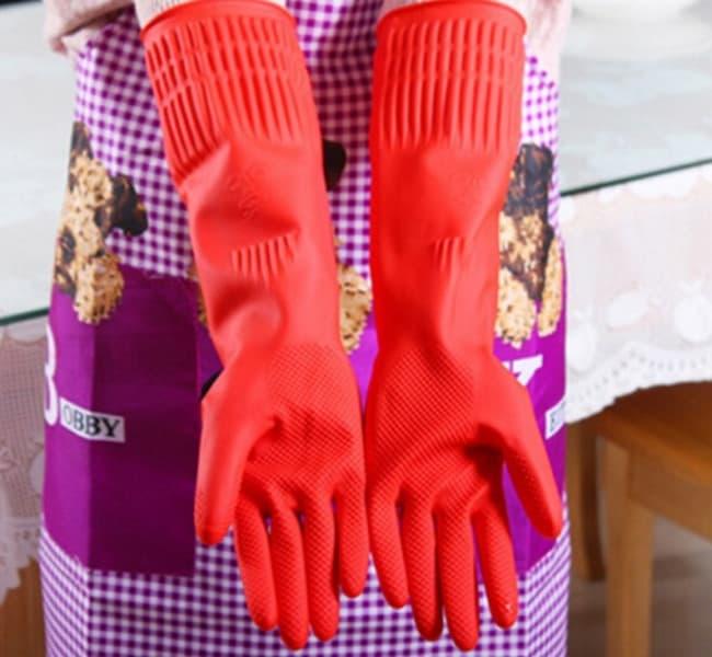 Обезопасьте нежную кожу рук от воздействия агрессивных чистящих средств
