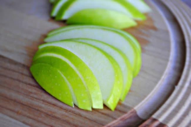 Яблочная кислота эффективно устраняет потемнения на алюминии