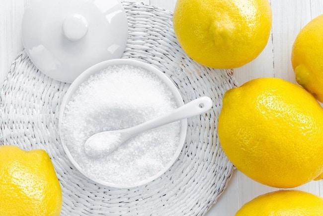 Лимонная кислота от пасты