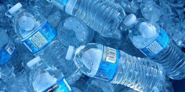 Минеральная вода в экстренной ситуации