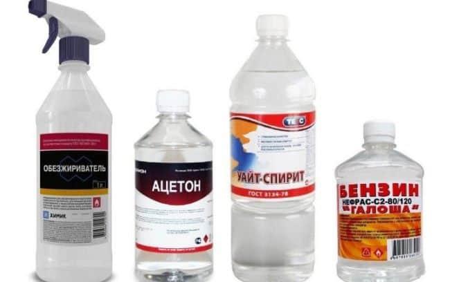 Популярные средства для удаления краски с поверхностей и одежды