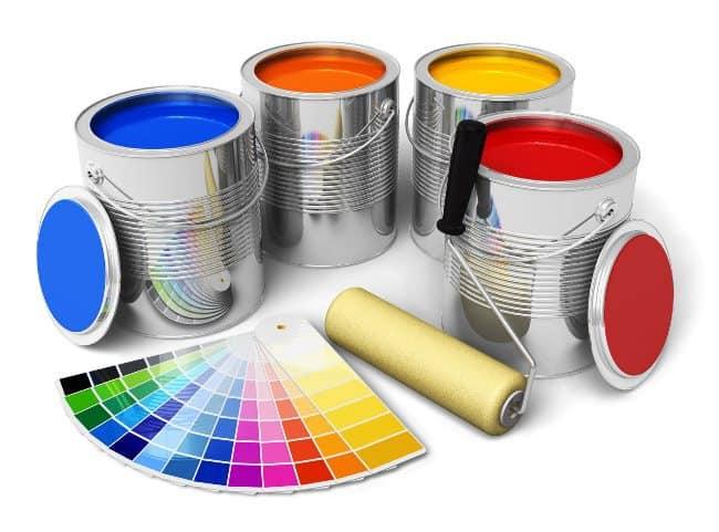 Тип очищающий средств зависит от вида краски, испачкавшей одежду