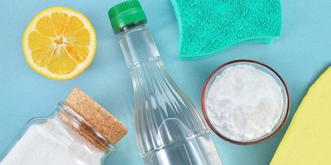 Народные методы очистки