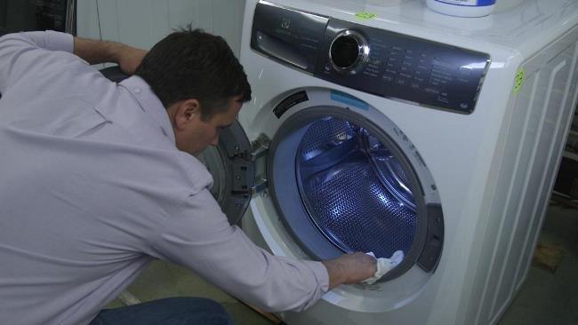 Проверка стиральной машины