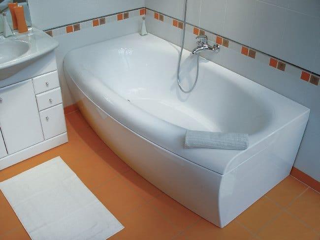 Акриловая ванна - как правильно чистить и ухаживать за ней. Подбор подходящих препаратов
