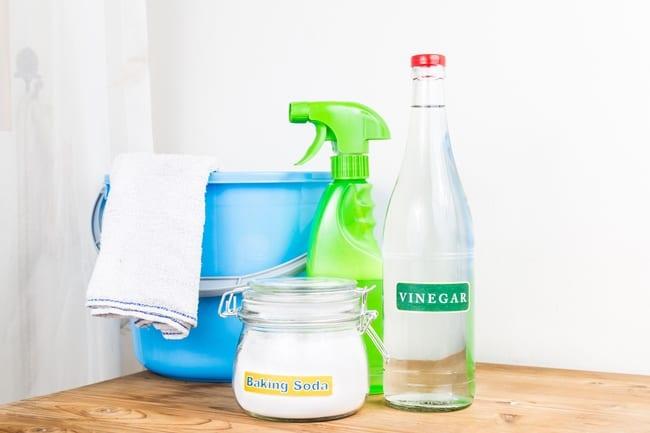 Чем можно чистить духовку