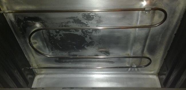 ТЭН в микроволновой печи