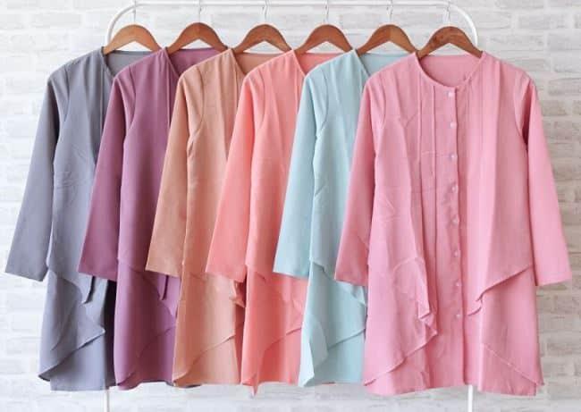 Чистка одежды с сохранением цвета