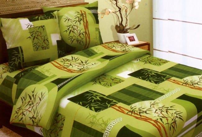 Стирка бамбукового постельного