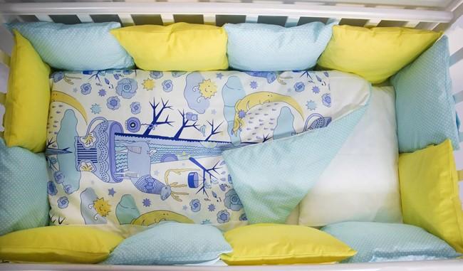 Как правильно стирать детское постельное