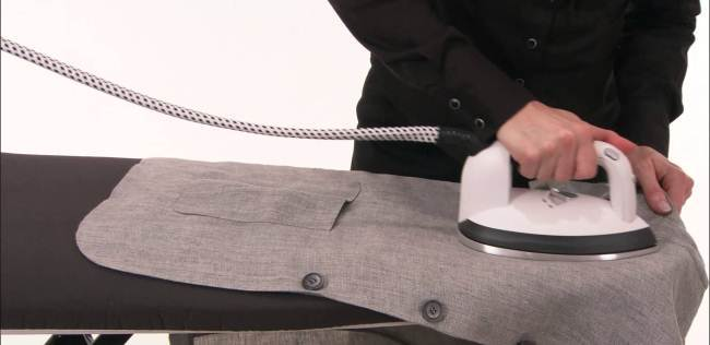 Как гладить льняные вещи