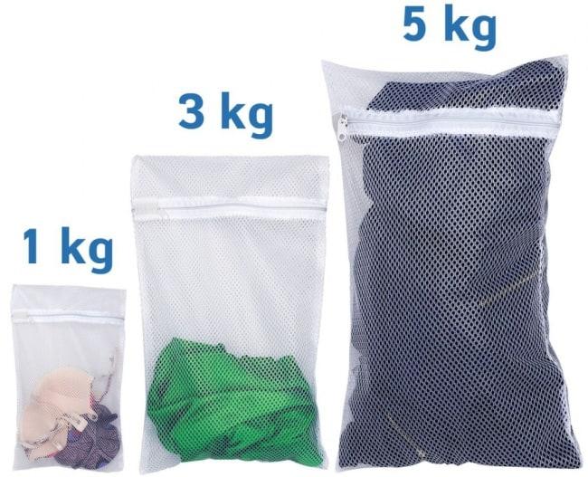Мешки разного объема