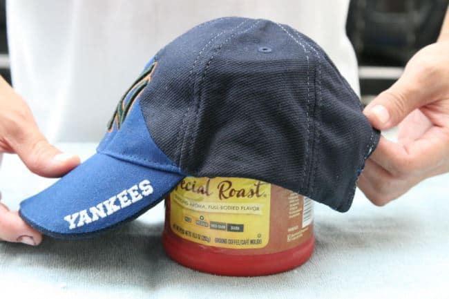 Правильная сушка кепки