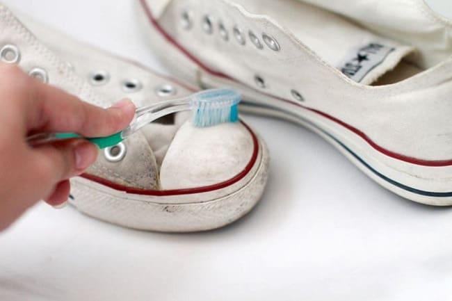 Спасаем обувь