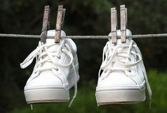 Правильная сушка обуви
