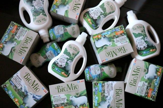 BioMio хорошо подходит для одежды маленький детей или аллергиков