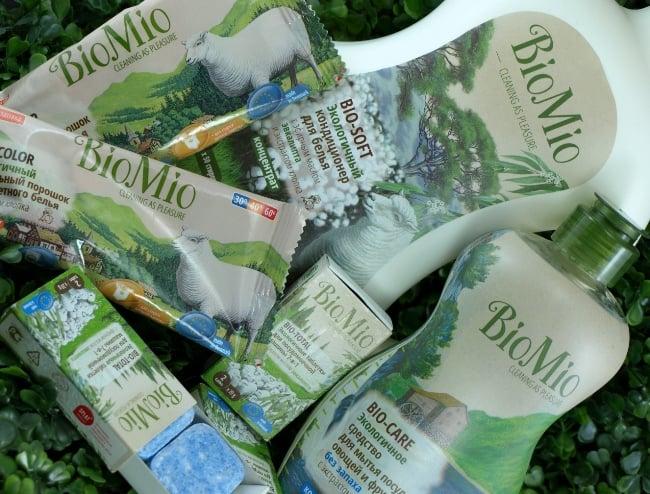 BioMio является гипоаллергенным средством