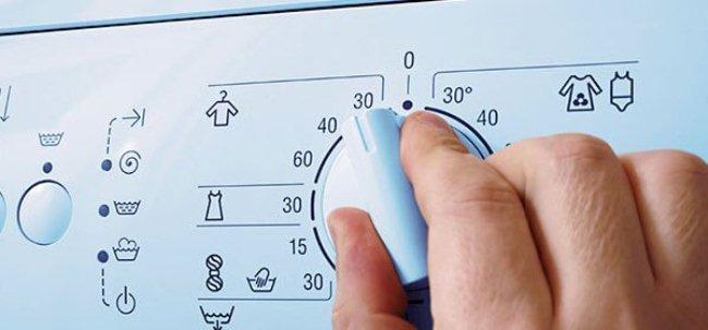 Выбор температуры для стирки
