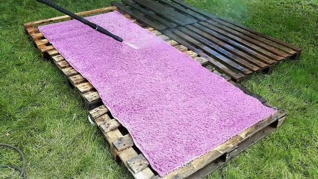 Некоторым видам ковров не подходит стирка «Керхером»