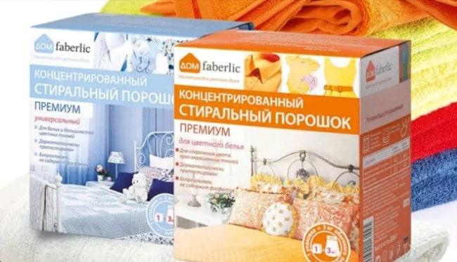 Порошок Faberlic