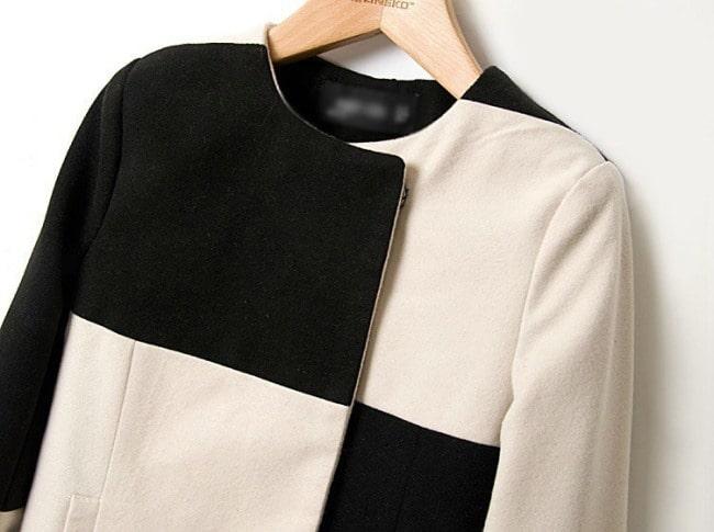 Стирать чёрно-белую одежду в машинке категорически нельзя