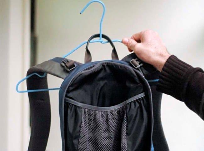 Сушка рюкзака