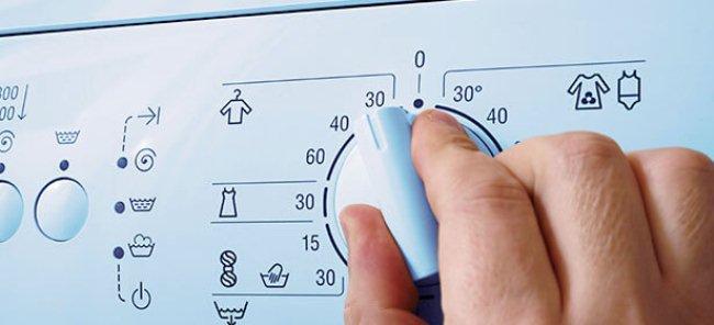 Температурные режимы стирки