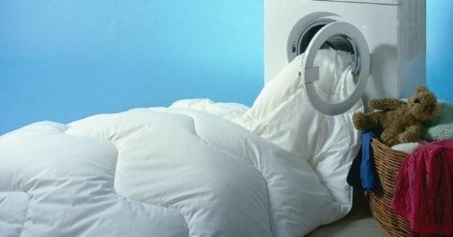 Во время стирки чехла температура должна быть одинаковой температуры на время процедуры
