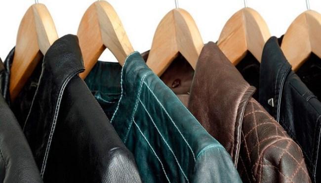 4c1e46dae5b1 Как стирать кожаную куртку: методы, средства, температура