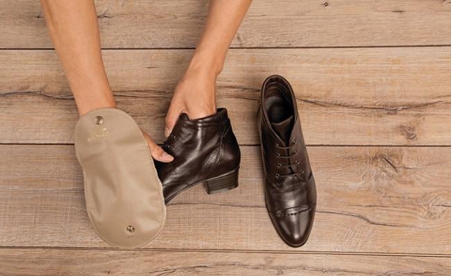 Чистите обувь после каждого выхода на улицу
