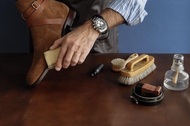 Чистите обувь после каждой прогулки