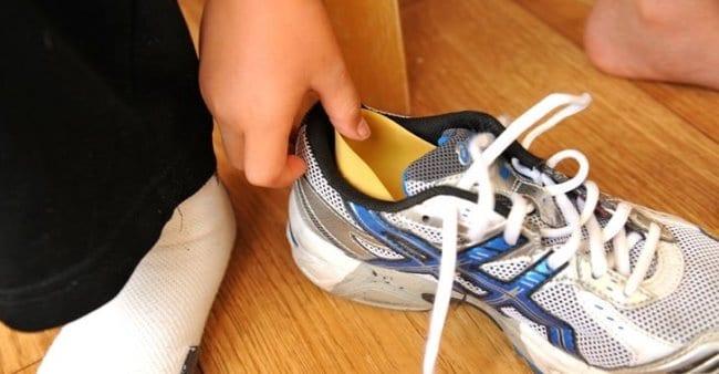 Дополнительные стельки самый универсальный способ уменьшить размер обуви