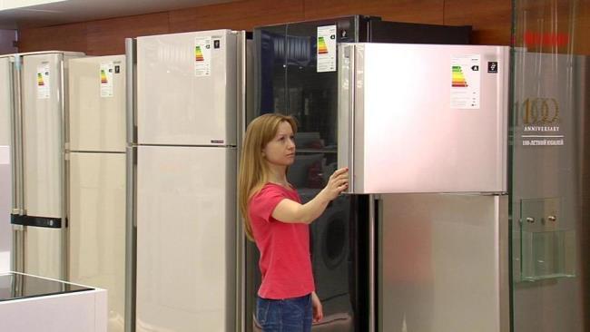 Перед покупкой, обязательно понюхайте холодильник