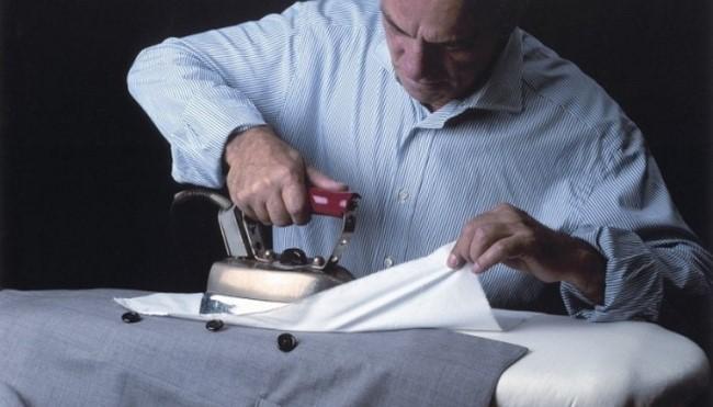 Ткань которую можно легко спалить не зная как ее гладить