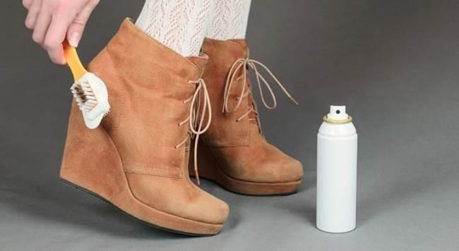 Весной и осенью обувь загрязняется сильнее всего