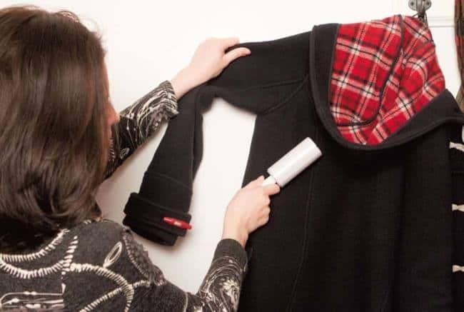 Чистку пальто после каждого использования рекомендуется взять за правило