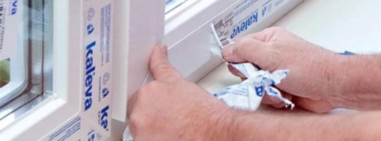 Как отодрать пленку с пластиковых окон