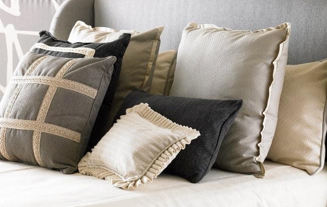 От размера и вида подушки зависит качество сна