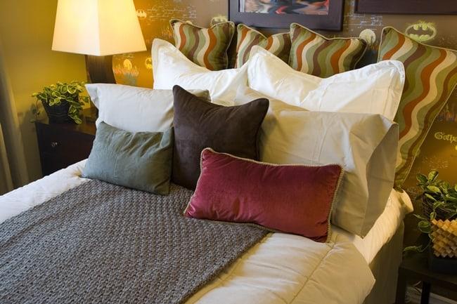 Перед покупкой подушки, внимательно изучите ее наполнитель