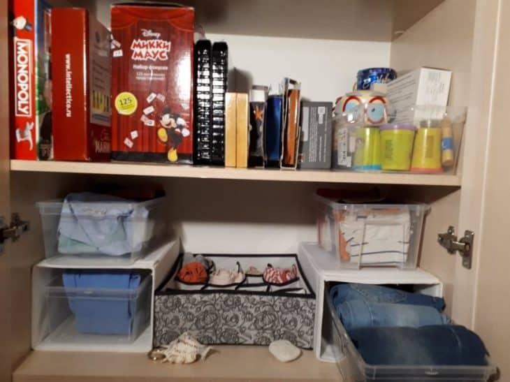 Организованный шкаф