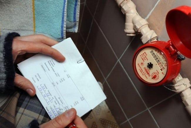 Опираясь на их показания, производится расчет оплаты услуг водоснабжения