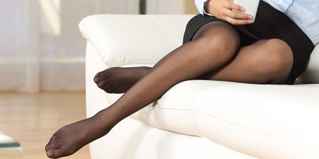 От правильности выбора колгот, носков или чулок зависит не только внешний вид, но и самочувствие